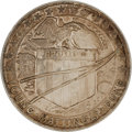 Explorers:Space Exploration, Apollo 16 Unflown, Unfinished Silver Robbins Medallion....