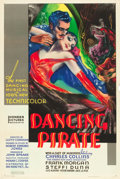"Movie Posters:Musical, Dancing Pirate (RKO, 1936). One Sheet (27"" X 41"").. ..."