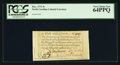Colonial Notes:North Carolina, North Carolina December, 1771 5s PCGS Very Choice New 64PPQ.. ...