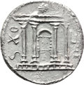 Ancients:Judaea, Ancients: Bar Kokhba Revolt (AD 132 - 135). AR sela (25.5mm, 13.72gm, 12h)....