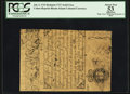 Colonial Notes:Rhode Island, Cohen Reprint Rhode Island July 5, 1715 Redated 1737 4s 6d PCGSApparent About New 53.. ...