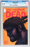 Modern Age (1980-Present):Horror, Walking Dead #12 (Image, 2004) CGC NM/MT 9.8 White pages....