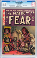 Golden Age (1938-1955):Horror, Haunt of Fear #14 (EC, 1952) CGC VF 8.0 Off-white pages....