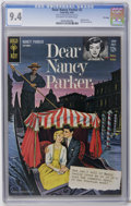 Silver Age (1956-1969):Romance, Dear Nancy Parker #2 File Copy (Gold Key, 1963) CGC NM 9.4 Off-white to white pages. Painted cover. Back cover pin-up. Overs...