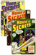 Silver Age (1956-1969):Mystery, House of Secrets #23, 24, and 31 Group (DC, 1959-60).... (Total: 3Comic Books)