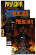 Modern Age (1980-Present):Horror, Preacher Group (DC, 1995-2000) Condition: Average NM-.... (Total:30 Comic Books)