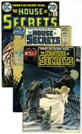 Bronze Age (1970-1979):Horror, House of Secrets Group (DC, 1970-78) Condition: Average FN/VF....(Total: 24 Comic Books)