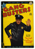 """Golden Age (1938-1955):Crime, Gang Busters #12 Davis Crippen (""""D"""" Copy) pedigree (DC, 1949) Condition: VF. Photo cover. Dan Barry, Charles Paris, and Curt..."""