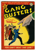 "Golden Age (1938-1955):Crime, Gang Busters #22 Davis Crippen (""D"" Copy) pedigree (DC, 1951) Condition: VF. Nick Cardy cover art. Overstreet 2006 VF 8.0 va..."