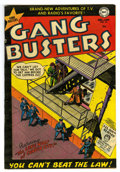 "Golden Age (1938-1955):Crime, Gang Busters #31 Davis Crippen (""D"" Copy) pedigree (DC, 1953) Condition: VF-. Curt Swan cover art. Overstreet 2006 VF 8.0 va..."