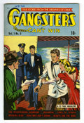"Golden Age (1938-1955):Crime, Gangsters Can't Win #5 Davis Crippen (""D"" Copy) pedigree (D.S. Publishing, 1948) Condition: VF. Overstreet 2006 VF 8.0 value..."