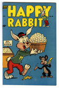 "Golden Age (1938-1955):Funny Animal, Happy Rabbit #48 Davis Crippen (""D"" Copy) pedigree (Standard, 1952)Condition: VG+. Last issue. Overstreet 2006 VG 4.0 value..."