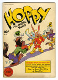 "Golden Age (1938-1955):Funny Animal, Hoppy the Marvel Bunny #2 Davis Crippen (""D"" Copy) pedigree(Fawcett, 1946) Condition: VF. Overstreet 2006 VF 8.0 value = $8..."