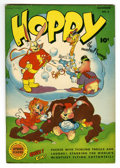 "Golden Age (1938-1955):Funny Animal, Hoppy the Marvel Bunny #6 Davis Crippen (""D"" Copy) pedigree(Fawcett, 1946) Condition: VF+. Overstreet 2006 VF 8.0 value = $..."