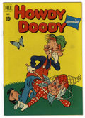 "Golden Age (1938-1955):Humor, Howdy Doody #11 Davis Crippen (""D"" Copy) pedigree (Dell, 1951) Condition: VF/NM. Overstreet 2006 VF/NM 9.0 value = $156; NM-..."