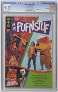 Bronze Age (1970-1979):Humor, H.R. Pufnstuf #1 File Copy (Gold Key, 1970) CGC NM- 9.2 Off-white to white pages. Photo cover. Overstreet 2006 NM- 9.2 value...