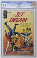 Pulps:Science Fiction, Jet Dream #1 File Copy (Gold Key, 1968) CGC NM+ 9.6 White pages.Painted cover. Joe Certa art. Overstreet 2006 NM- 9.2 value...