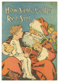"Golden Age (1938-1955):Miscellaneous, March of Comics #nn (#2) How Santa Got His Red Suit - Davis Crippen (""D"" Copy) pedigree (K. K. Publications, Inc., 1946) Condi..."