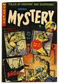 Golden Age (1938-1955):Horror, Mister Mystery #9 (Aragon Magazines, Inc., 1953) Condition: VG+.Howard Nostrand art. Overstreet 2006 VG 4.0 value = $110. ...