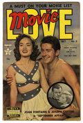 Golden Age (1938-1955):Romance, Movie Love #5 (Famous Funnies, 1950) Condition: FN. Ann Blythe andFarley Granger photo cover. Overstreet 2006 FN 6.0 value ...