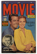 Golden Age (1938-1955):Romance, Movie Love #15 (Famous Funnies, 1952) Condition: VF-. John Payneand Susan Morrow photo cover. Overstreet 2006 VF 8.0 value ...