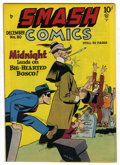 Golden Age (1938-1955):Superhero, Smash Comics #80 Mile High pedigree (Quality, 1948) Condition: NM+. Phenomenal condition on this one! Jack Cole Spirit cover...