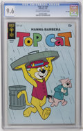 Bronze Age (1970-1979):Cartoon Character, Top Cat #29 File Copy (Gold Key, 1970) CGC NM+ 9.6 Off-white towhite pages. One of the highest-graded copies CGC has certif...