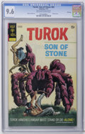 Bronze Age (1970-1979):Miscellaneous, Turok #82 File Copy (Gold Key, 1973) CGC NM+ 9.6 Off-white pages.Painted cover. Alberto Giolitti art. Overstreet 2006 NM- 9...
