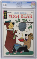 Silver Age (1956-1969):Cartoon Character, Yogi Bear #33 File Copy (Gold Key, 1968) CGC NM/MT 9.8 Off-white to white pages. Highest CGC grade for this issue. Overstree...