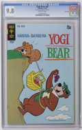 Bronze Age (1970-1979):Cartoon Character, Yogi Bear #42 File Copy (Gold Key, 1970) CGC NM/MT 9.8 Off-whitepages. Highest CGC grade for this issue. Overstreet 2006 NM...