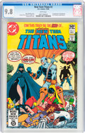Modern Age (1980-Present):Superhero, New Teen Titans (1980 series) #2 (DC, 1980) CGC NM/MT 9.8 Whitepages....