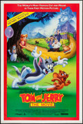 """Movie Posters:Animation, Tom and Jerry: The Movie (Miramax, 1992). Autographed One Sheets(2) (26.5"""" X 39.5"""" & 27"""" X 41"""") SS, Regular & Advance.Anim... (Total: 2 Items)"""