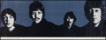 "Movie Posters:Rock and Roll, The Beatles by Richard Avedon (NEMS Enterprises Ltd., 1967).Personality Poster (15"" X 39.5"") First Print. Rock and Roll.. ..."