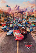"""Movie Posters:Animation, Cars (Buena Vista, 2006). One Sheet (27"""" X 40"""") DS Advance. Animation.. ..."""