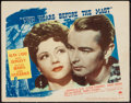 "Movie Posters:Adventure, Two Years Before the Mast (Paramount, 1946). Lobby Card (11"" X14""). Adventure.. ..."