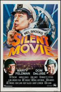 "Movie Posters:Comedy, Silent Movie (20th Century Fox, 1976). One Sheet (27"" X 41""). Comedy.. ..."