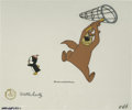 "Animation Art:Production Cel, ""Chilly's Hide-A-Way"" Animation Production Cel and Clean-Up Drawing Original Art, Group of 3 (Walter Lantz Productions, 1971).... (Total: 3 Items)"