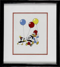 "Animation Art:Limited Edition Cel, Woody Woodpecker & Friends ""Party Pals"" Limited EditionSerigraph Cel Original Art (Walter Lantz Productions, 1996). WoodyW..."