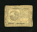 Colonial Notes:Continental Congress Issues, Continental Currency November 2, 1776 $6 Very Fine. A well marginedContinental that has few real folds....