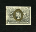Fractional Currency:Second Issue, Fr. 1283 25c Second Issue Choice New. Three broad margins and lots of original embossing are found on this bright purple bac...