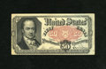 Fractional Currency:Fifth Issue, Fr. 1381 50c Fifth Issue Choice About New. A broad corner fold keeps this Crawford note away from the New grade....