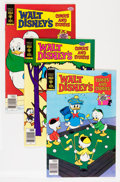 Bronze Age (1970-1979):Cartoon Character, Walt Disney's Comics and Stories Group (Gold Key, 1978-80)Condition: Average NM-.... (Total: 16 Comic Books)