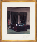 Autographs:U.S. Presidents, John F. Kennedy Inscribed Photograph Signed to Peter Lawford....