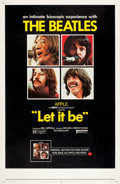"Movie Posters:Rock and Roll, Let It Be (United Artists, 1970). Poster (40"" X 60"").. ..."