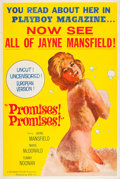 "Movie Posters:Sexploitation, Promises! Promises! (NTD, 1963). Poster (40"" X 60"").. ..."