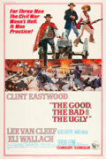 "Movie Posters:Western, The Good, the Bad and the Ugly (United Artists, 1968). Poster (40"" X 60"").. ..."