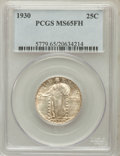 Standing Liberty Quarters: , 1930 25C MS65 Full Head PCGS. PCGS Population (666/308). NGCCensus: (439/204). Mintage: 5,632,000. Numismedia Wsl. Price f...