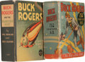 Big Little Book:Miscellaneous, Big Little Books - Buck Rogers Group (Whitman, 1933-36).... (Total:2 Items)
