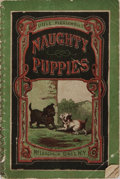 Books:Americana & American History, [Little Pleasewells]. Group of Three Little PleasewellsBooks, Sewn-Bound as Single Volume. Includes Naughty...
