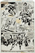 Original Comic Art:Panel Pages, Tony DeZuniga Conan the Barbarian #87 Page 15 Original Art (Marvel, 1978)....